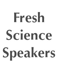 Fresh Science Speakers